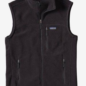 Patagonia Mens Classic Sweater Vest Black XL